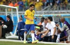Brazil fans rejoice as Fred retires from international football