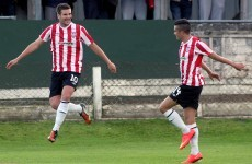 Seagulls all at sea as Derry put five past them