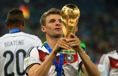 Why Thomas Müller was the best player at the 2014 World Cup