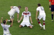 Toni Kroos wins FIFA accolade as World Cup's statistically best player
