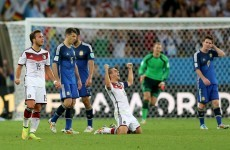 A tactical breakdown of where the 2014 World Cup final was won and lost