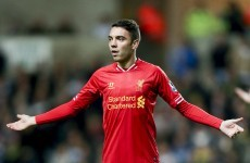 Sevilla confirm agreement with Liverpool for Aspas loan move