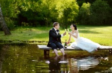 Yes, you CAN get married outdoors… the Attorney General gives her blessing