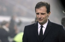 That was fast! Allegri appointed new Juventus boss