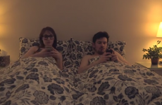 Irish sketch parodies couples obsessed with technology