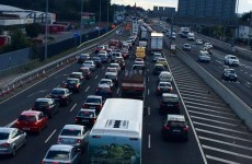 Major traffic delays after three car crash on the N7