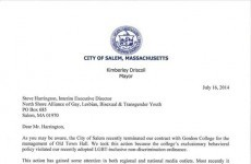 Here's the letter a pro-LGBT mayor wrote to right-wing activists targeting her city