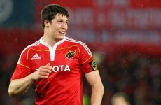 Former Munster lock Ian Nagle to take break from professional rugby