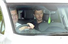Ankle ligament surgery to keep Michael Carrick out for up to three months