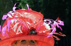 Violent brawl breaks out at Royal Ascot as England's ladies parade (Slideshow)