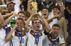 World Cup-winning captain Philipp Lahm has retired from international football