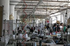 'Mass fainting' at Cambodian factory