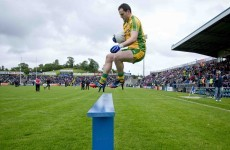 'The burden is back again,' admits Donegal captain Michael Murphy
