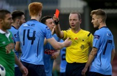 10-man UCD leave Turner's Cross in a blaze of finger-jabbing as Cork go top