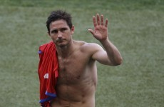 Frank Lampard set to seal New York switch - reports