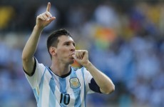 VIDEO: Are these the top 10 goals of the 2014 World Cup?