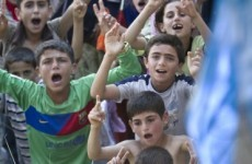 Protests continue in Syria as troops move into towns