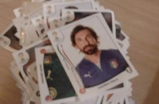 'Dreams of Andrea Pirlo and the day my World Cup sticker-collecting hopes ended'