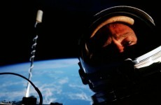 Move aside Hadfield, Buzz Aldrin took the first ever space selfie