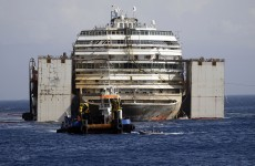 It'll take four days to tug the Costa Concordia to its final destination