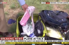 'From time to time, we screw up': Sky News reporter on picking up MH17 luggage