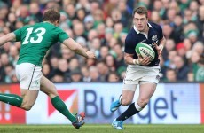 Hogg heads list of union stars for Commonwealth Games Sevens