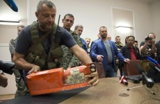 MH17 black boxes to be sent to UK lab