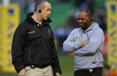 Osborne striving to improve skill levels at Conor O'Shea's Harlequins