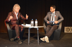 Bob Geldof on return to work: 'It turns out that I can do this shit'