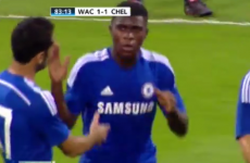 French teenager runs 65 yards to score superb goal and rescue Chelsea