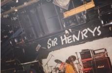 Fascinating memorabilia to celebrate Cork's legendary venue Sir Henrys