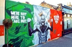 'We're here to take over' -- New Conor McGregor mural on Dublin's Clanbrassil St