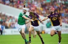 As It Happened: Limerick v Wexford, All-Ireland senior hurling quarter-final