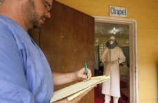 American doctor who moved to Africa to help Ebola patients has contracted the disease