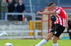 Candystripes hit UCD for six as Duffy the hat-trick hero