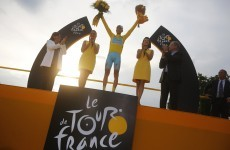 5 key moments that helped Vincenzo Nibali secure the Tour de France