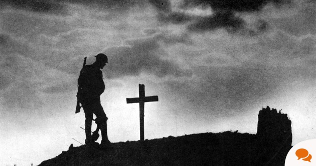 Column: 'Hell is Coming' - fragments of horror from World War One