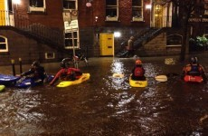 Cork City is to get new flood defences but the scheme is not quite ready yet
