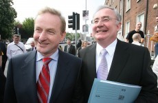 Economy the focus of Taoiseach's London visit