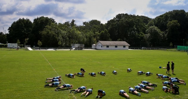 Ireland Women get busy training for World Cup opener against the US
