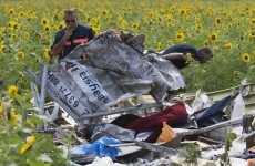 MH17 black boxes show crash caused by rocket shrapnel, says Ukrainian official