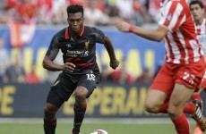 'I'll step up and everyone has to' - Sturridge confident about life after Suarez