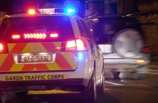 Man steals car in Roscommon, drives wrong way in chase, is arrested in Dublin