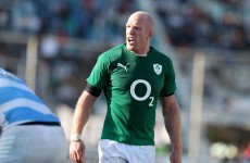'The World Cup for me is a long way away' - Ireland captain O'Connell