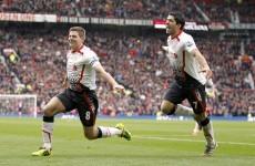 Gerrard: Suarez 'too good' for Arsenal