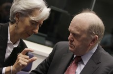 Noonan meets Lagarde as interest rate cut gets German backing