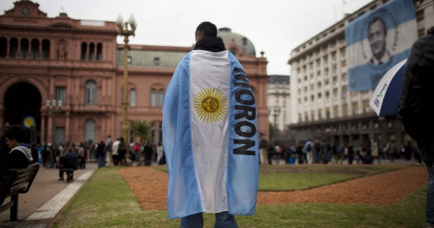 Argentina just burned its bondholders – could we have done the same?