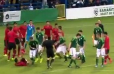 'Mexico have a history of it' - Four players suspended after Milk Cup on-field brawl