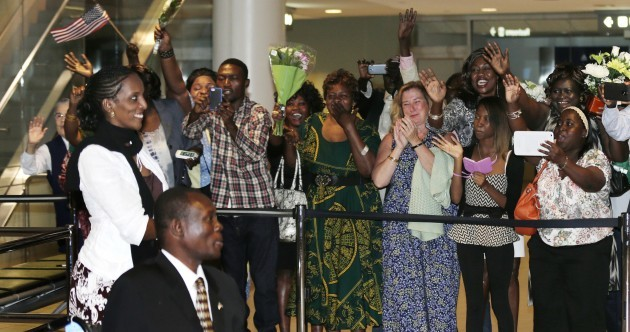 Christian woman sentenced to death in Sudan arrives safely in the US