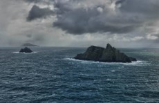Star Wars filming did not harm Skellig's bird population, Minister insists